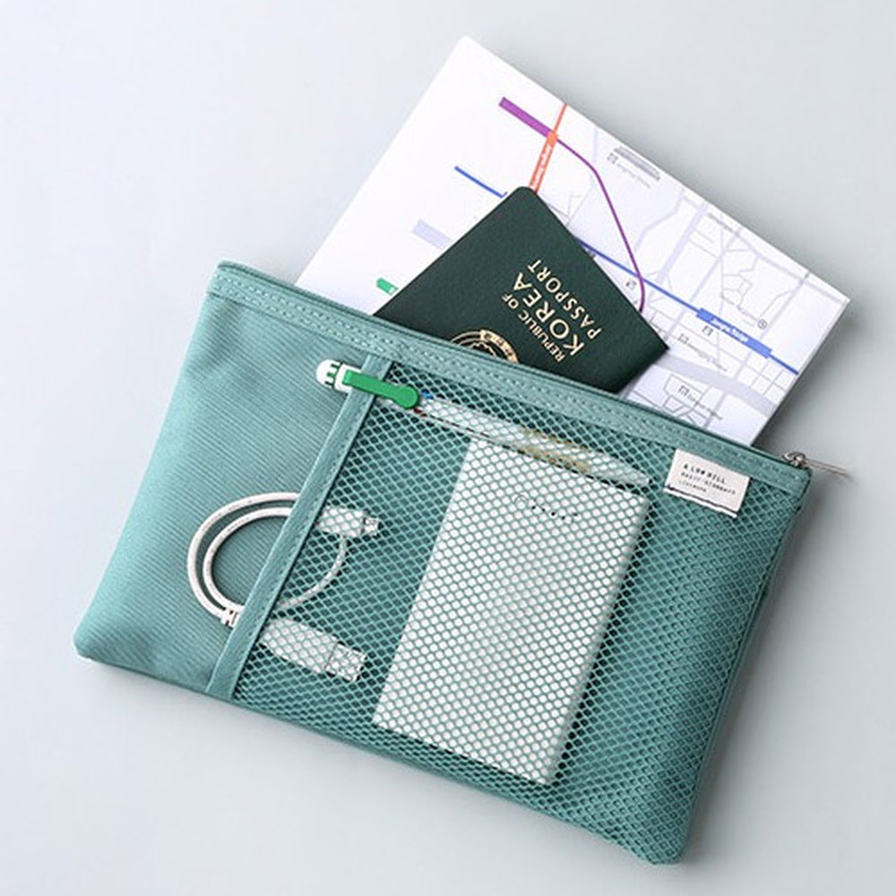 LIVEWORK MESH POCKET DAILY POUCH