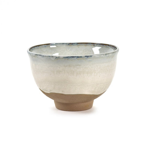 Bowl Merci large off white no. 2 WAS £28 - Tea and Kate