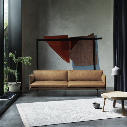 Muuto Outline Design Sofa - 2 seater - Tea and Kate