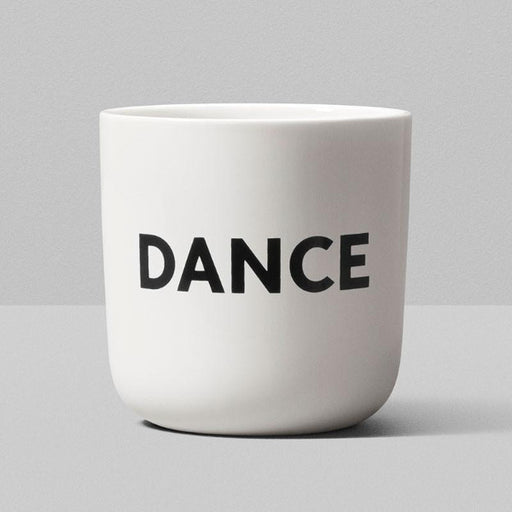 Beat mug – DANCE - Tea and Kate - playtype - 1
