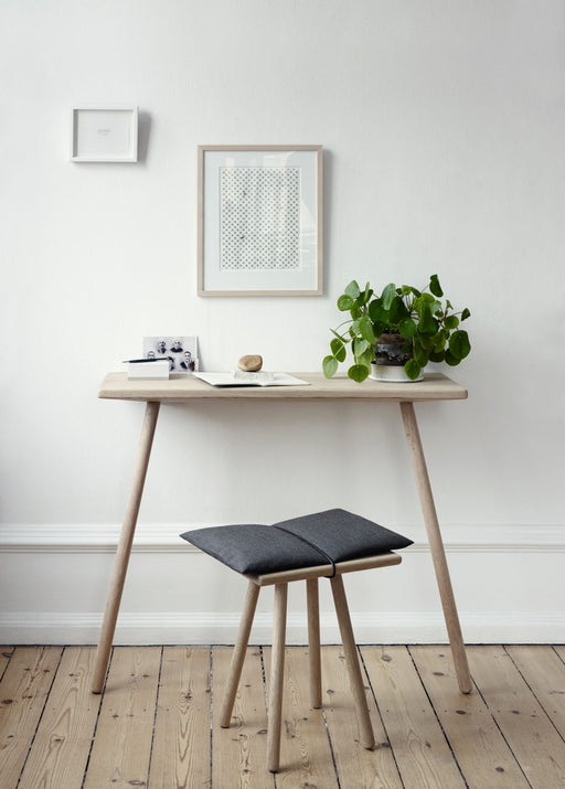 Georg desk solid oak - Tea and Kate