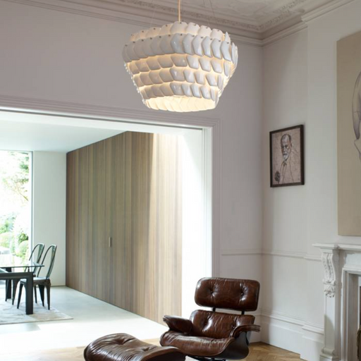 Cranton Hexagon Pendant - Tea and Kate