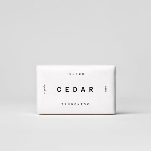 TGC508 cedar soap bar TGC508 cedar soap bar