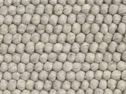 Peas soft grey rug