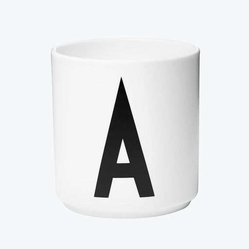 Porcelain Cup Porcelain cup A to Z - Tea and Kate