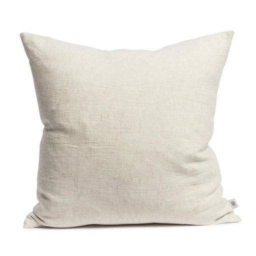 Linen cushion sea shell - Tea and Kate