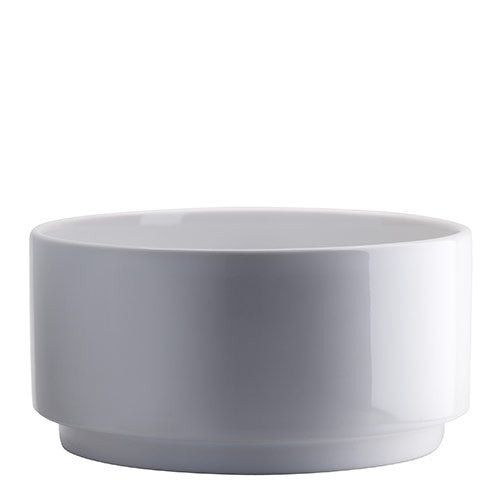 Cafe bowl 12cm white WAS £18 - Tea and Kate