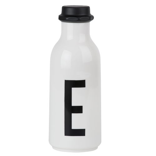 Design Letters Drinking water bottle A to Z - Tea and Kate