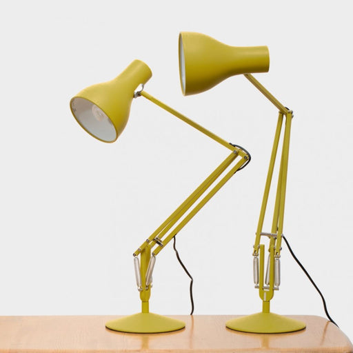 Anglepoise Type 75 Margaret Howell Ochre desk lamp - Tea and Kate