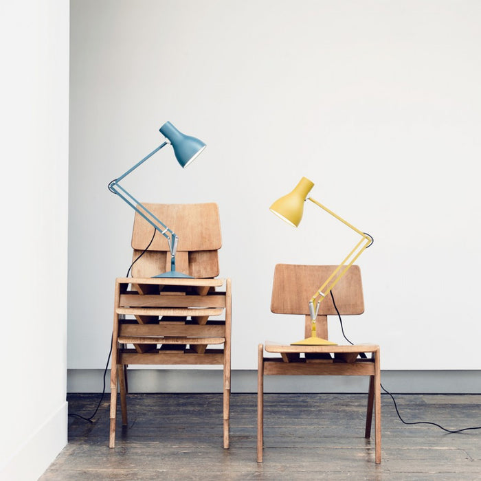 Anglepoise Type 75 Margaret Howell Ochre desk lamp