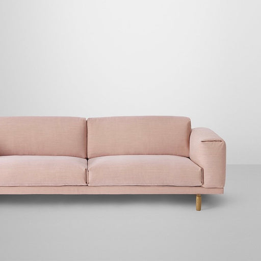 Three Seater Rest Sofa - Tea and Kate
