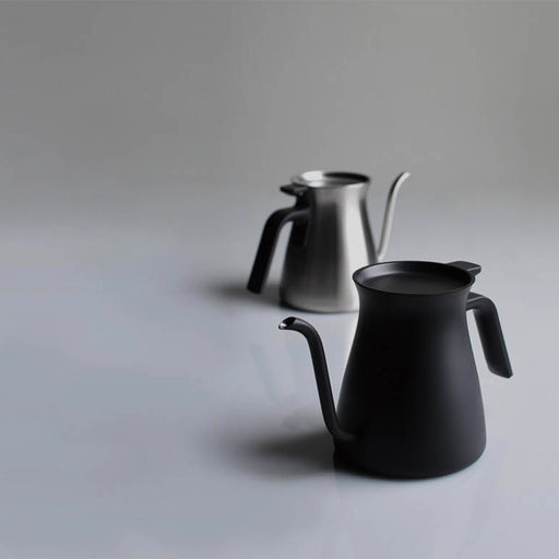 Kinto Pour over kettle black was £135 - Tea and Kate