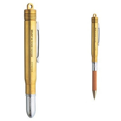 Traveler's Company Brass Pen - Tea and Kate