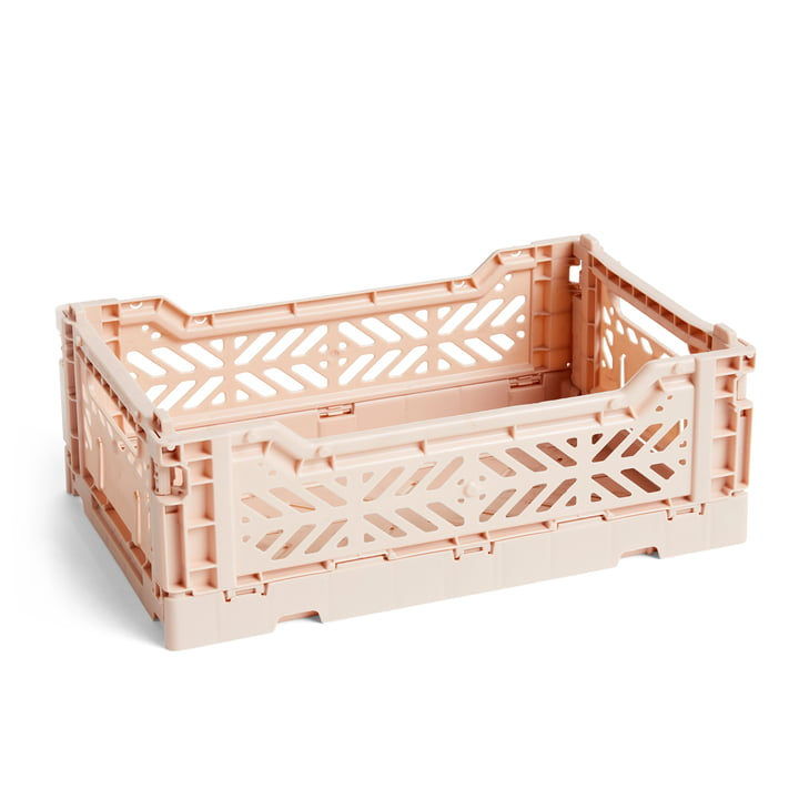 COLOUR CRATE SMALL NUDE - Tea and Kate
