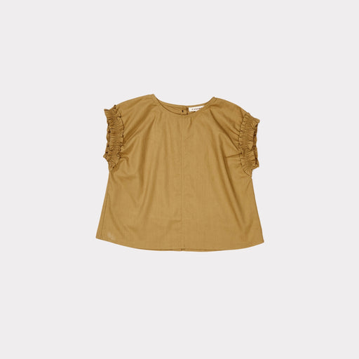 Lavender Top, Olive was £58 - Tea and Kate