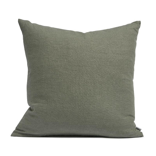 Linen cushion OLIVE - Tea and Kate