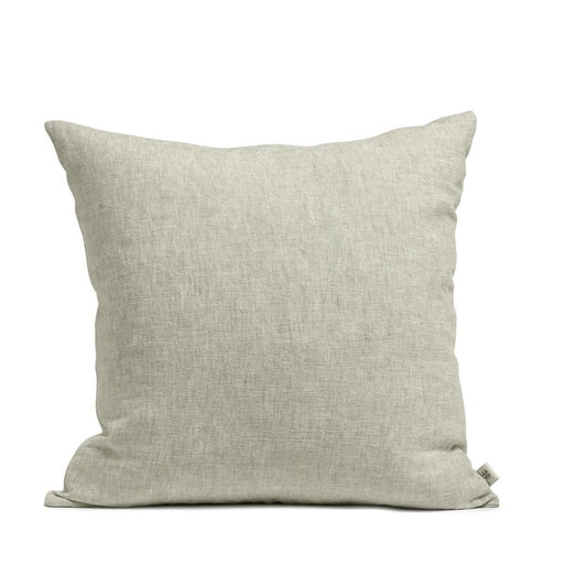 Linen cushion SAGE - Tea and Kate