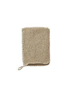 Linen Body Wash Cloth - Tea and Kate