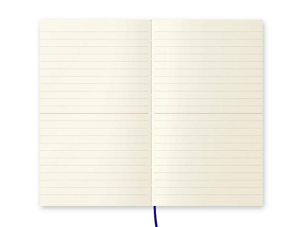MD NOTEBOOK - B6, RULED PAPER