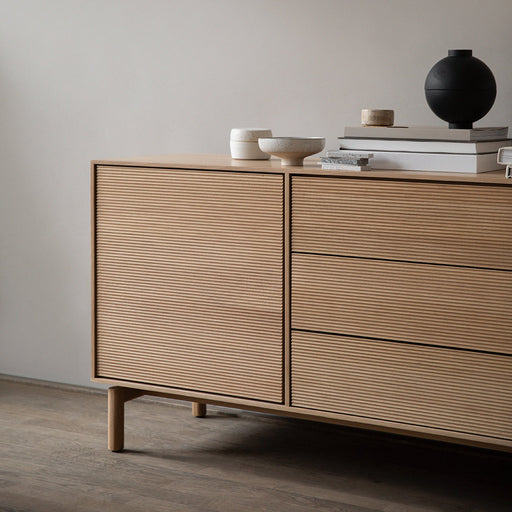 Modulo Sideboard Oak Large