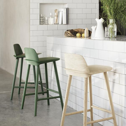 Muuto Nerd bar stool - Tea and Kate