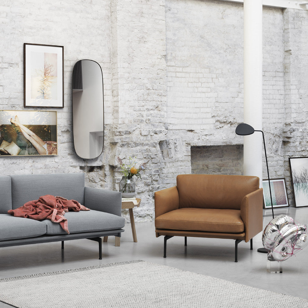 Muuto Outline Design armchair - Tea and Kate
