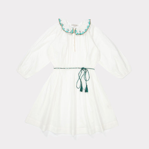 Porter Dress White was £119 - Tea and Kate