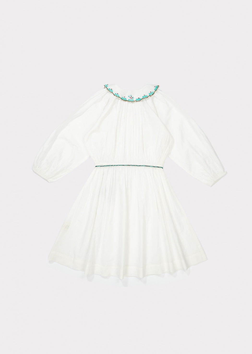 Porter Dress White was £119