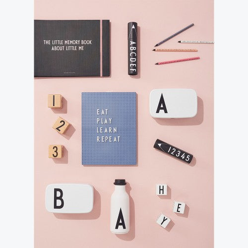 Design Letters Lunch Box A to Z WAS £19 - Tea and Kate