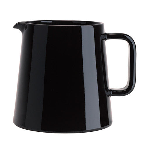 Still Life Jug Large black was £49 - Tea and Kate