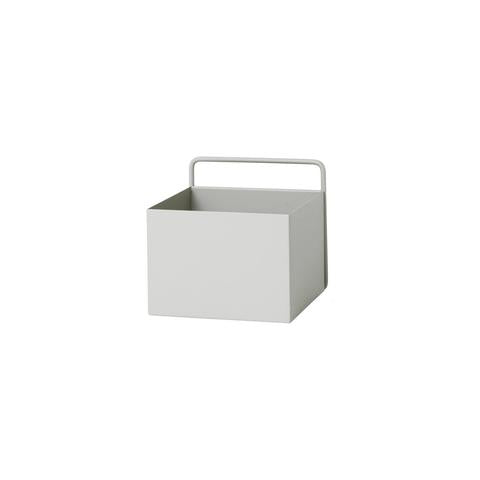 wall box light grey square was £49 - Tea and Kate