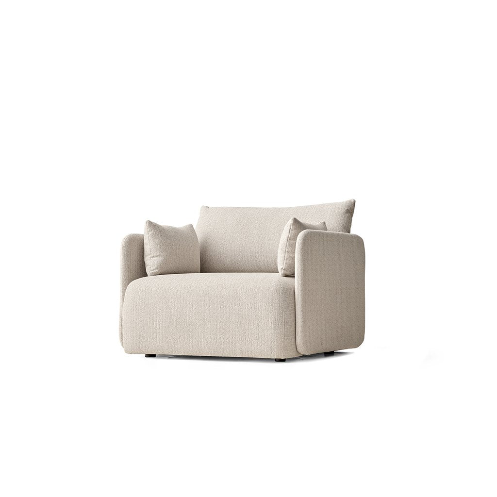 OFFSET SOFA 1 SEATER - Tea and Kate