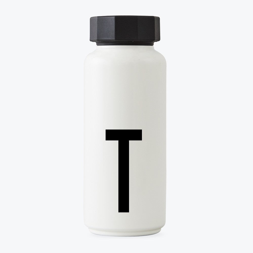 A-Z Thermos Bottle - Tea and Kate