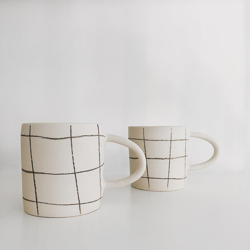 GRID MUG - Tea and Kate