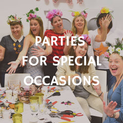 Parties for Special Occasions