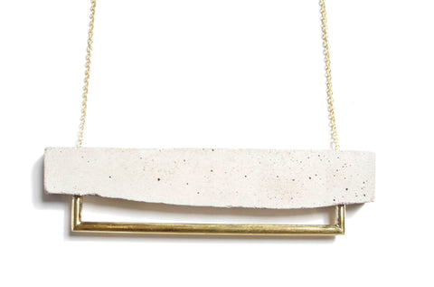 Rhiannon Palmer Baseline Necklace