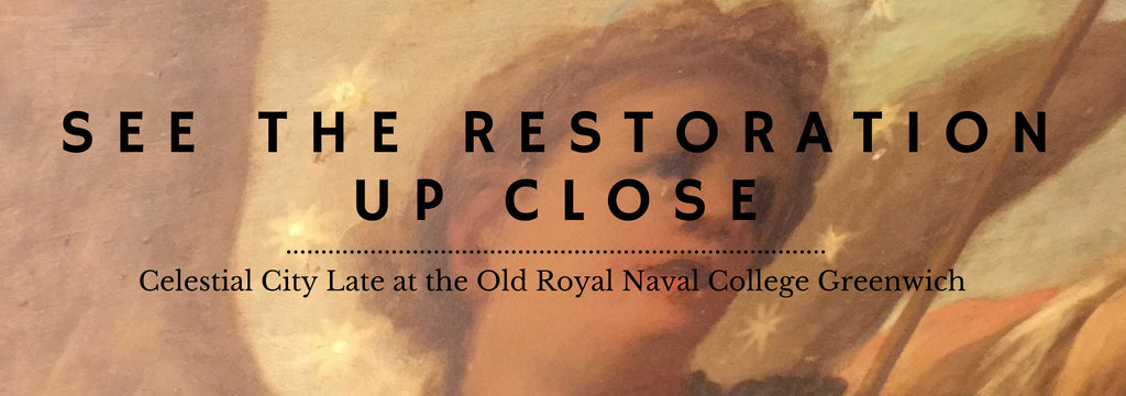 Make A Kaleidescope with London Craft Club at the Celestial City Late The Old Royal Navy College Greenwich