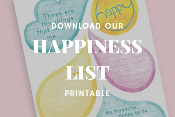 The Happiness List