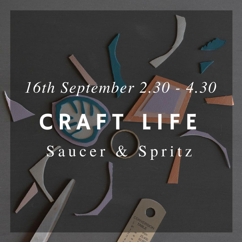 Craft Life is for anyone who loves craft in London
