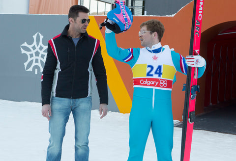 The Eddie the Eagle film