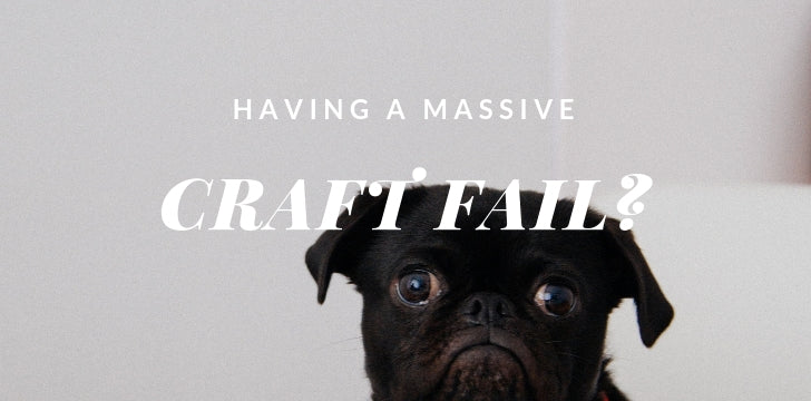 Massive craft fail
