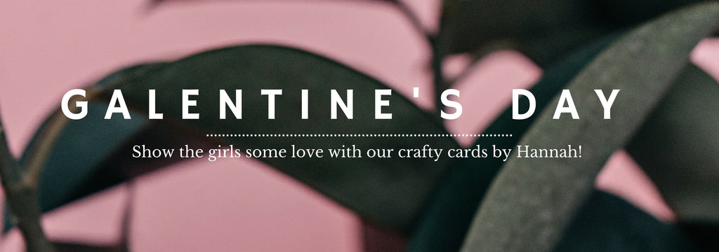 Galentines Day with London Craft Club
