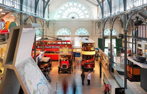 How to find London Transport Museum