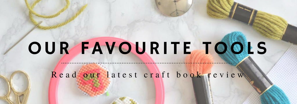 Our six favourite craft tools