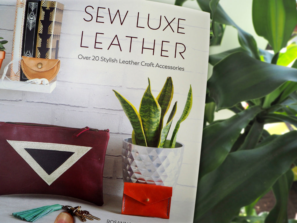 Sew Luxe Leather by Rosanna Gethin