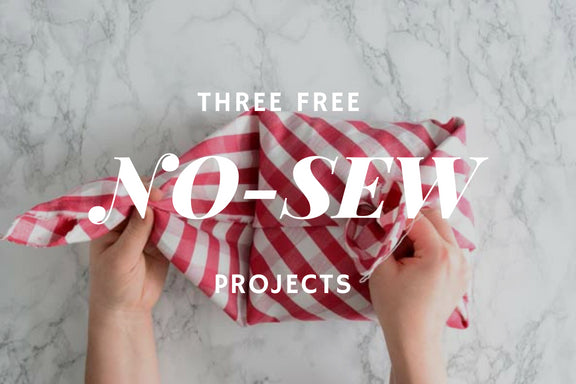 London Craft Club free non-sew projects