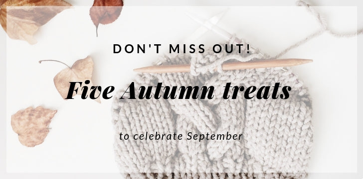Five Autumn Treats