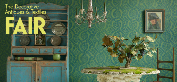 Win free tickets to the Battersea Decorative Arts Fair