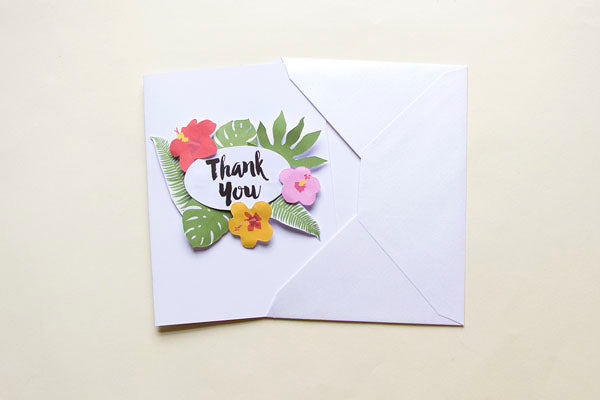 Thank you card by Utensils0