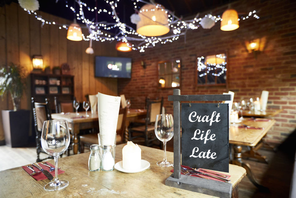 London Craft Club free craft night Craft Life Late at Cross Keys